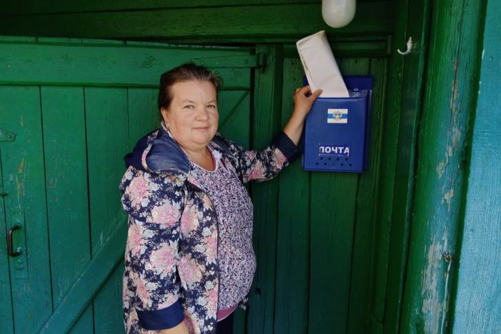 Задача Татьяны развезти не только пенсию, письма и посылки, а при необходимости — еще и лекарства<br>