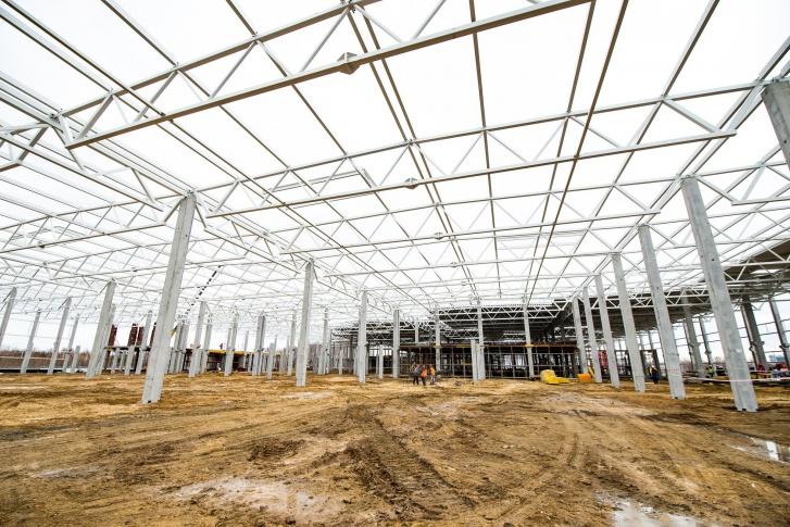 Новый завод планируется запустить в 2021 году