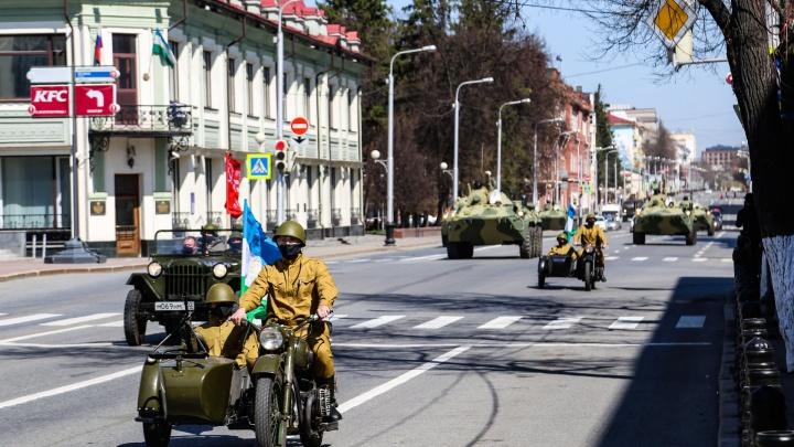 Мэрия Уфы планирует отметить День Победы во второй раз за 1,24 миллиона рублей