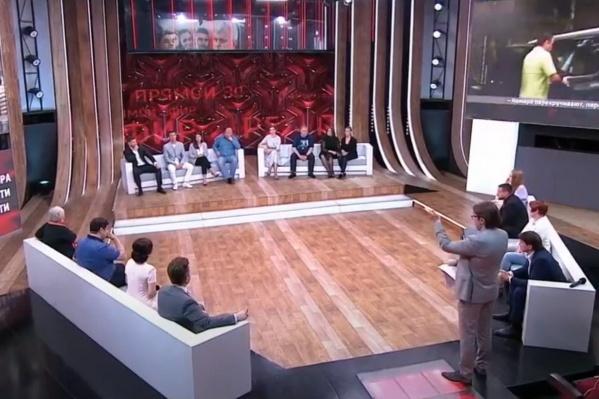 Аварии с Андреем Косиловым уделили около 10 минут в финале программы