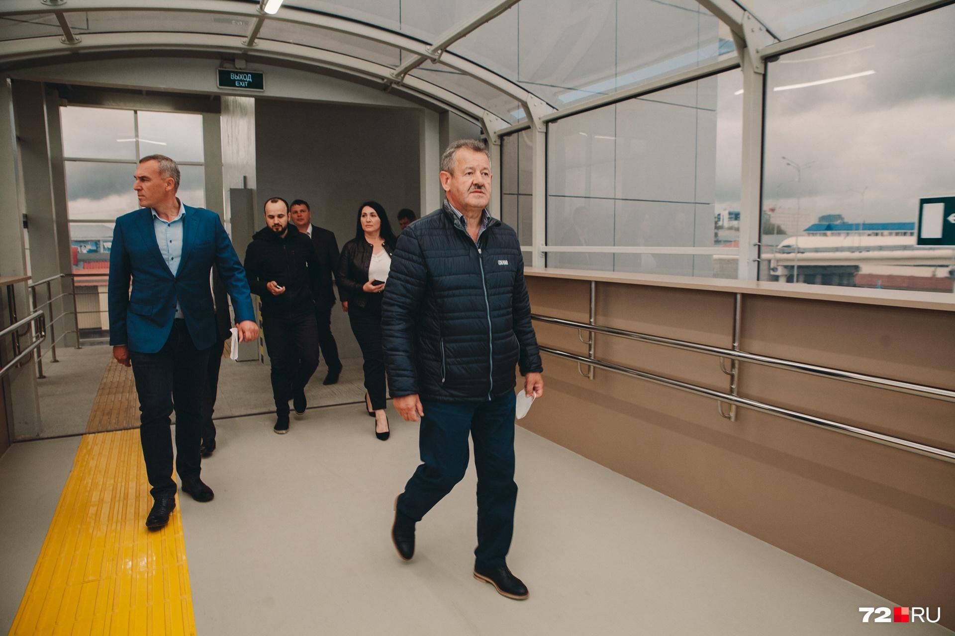 Гендиректор «Мостостроя-11» отправился искать тех, кто отключил лифты