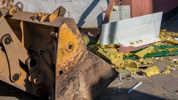 Компанию владельца ТЦ «Космопорт» обязали снести постройку в Студёном овраге