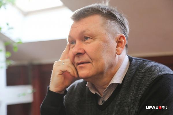 Владимир Улитин — ас в юриспруденции и театральном деле