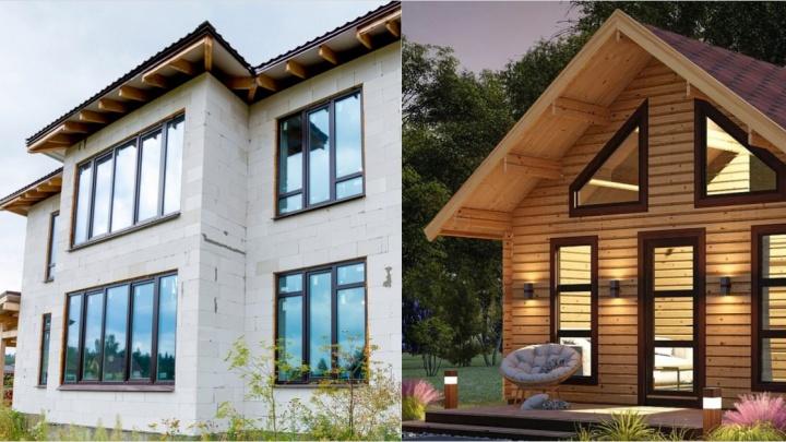Газобетон или дерево: сравнение двух популярных материалов для строительства