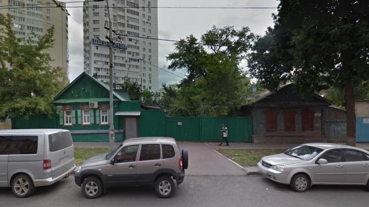 В центре Самары деревянные дома снесут ради многоэтажек