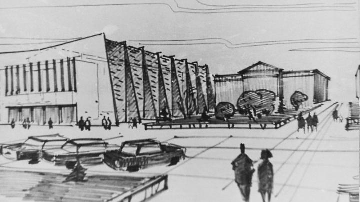 12 метров жилья на каждого и центр города в Камской долине: какой должна была стать Пермь по генплану 1972 года