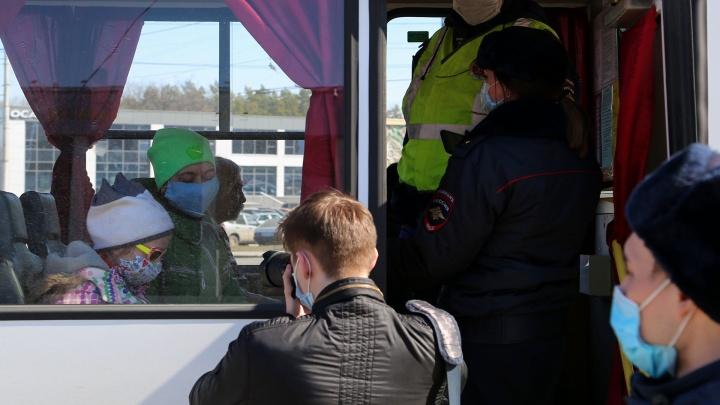Хроника коронавируса: в Госкомитете объяснили, зачем фотографируют нарушителей масочного режима