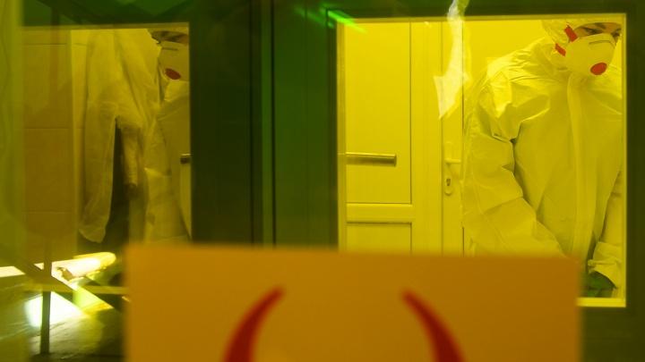 В Самарской области выросло число заболевших коронавирусом