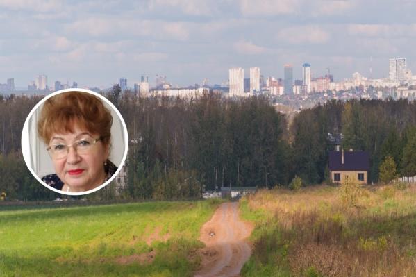 Последнее, что известно о Татьяне: она шла с остановки в сторону города по дороге