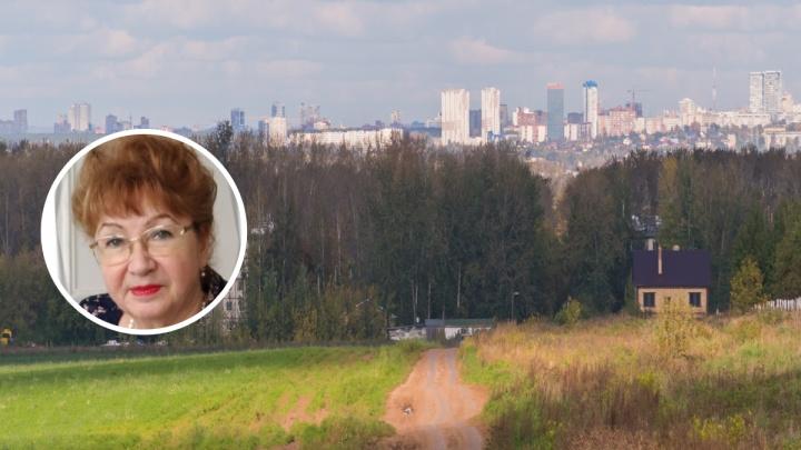 Ушла в сторону города по дороге: в Прикамье пропала 66-летняя пенсионерка
