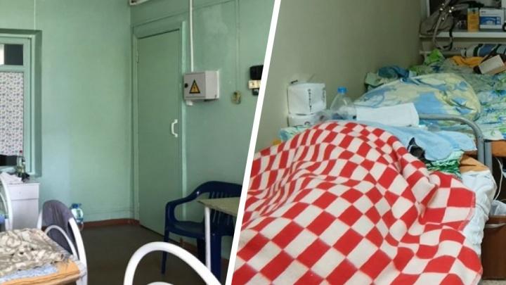 «Кутали пациентов в одеяла»: районная больница под Тобольском на неделю осталась без отопления