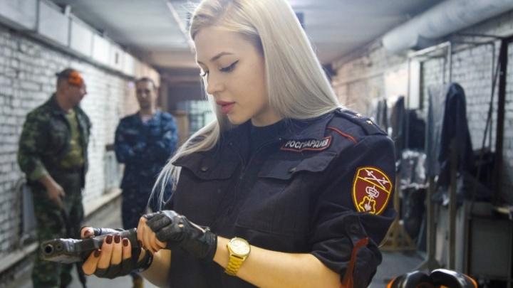 Уволенная со службы краса Росгвардии: «Старалась работать, как будто и нет ничего»