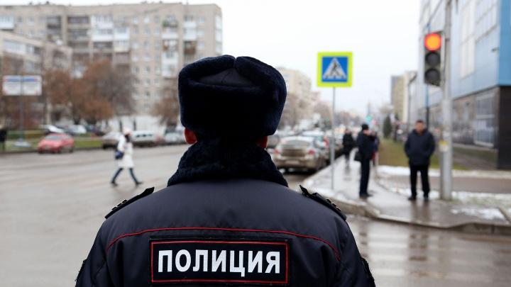 В Башкирии задержали мужчину, который напал на полицейского