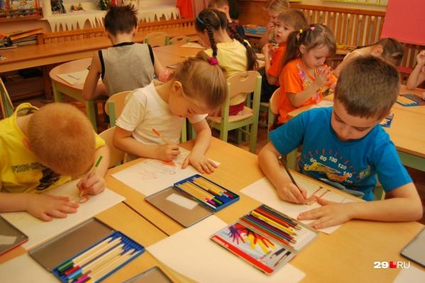 Детские центры должны будут работать на особых условиях