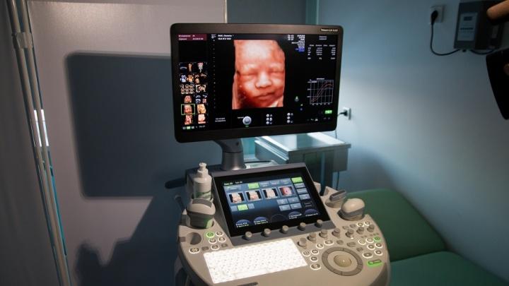В Самарской области три больницы получат новые аппараты УЗИ
