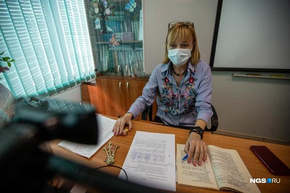 """В Кузбассе, по данным на 2020 год, работают учителями<nobr class=""""_"""">17 902</nobr> человека"""