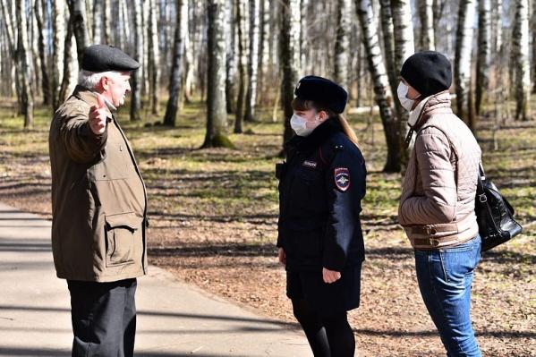 Патрульные проверили более десяти парков, садов и скверов, девять пляжей и лесных массивов, а также прошлись по прогулочным местам в центре Ярославля
