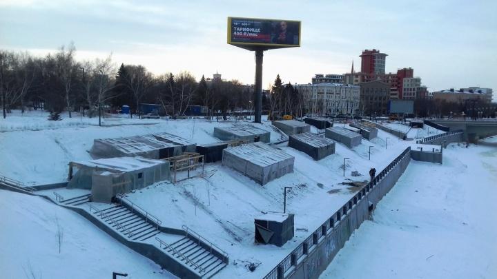 Учебные корпуса и торговая галерея в центре города: что построят в 2021 году в Омске