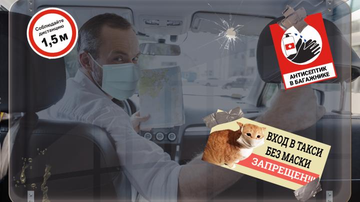 «Если экран отрежет пассажиру голову, кто будет отвечать?» Автоэксперты — о перегородках в такси