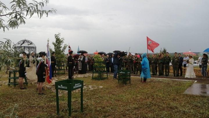 «Осенью посадим ели»: в Тольятти активисты поддержали традиции «Леса Памяти»