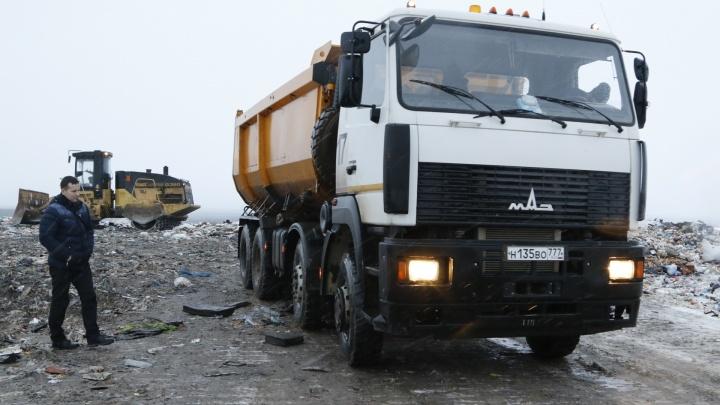 «ЭкоИнтегратор» расторг контракты с двумя перевозчиками ТКО, объявившими забастовку
