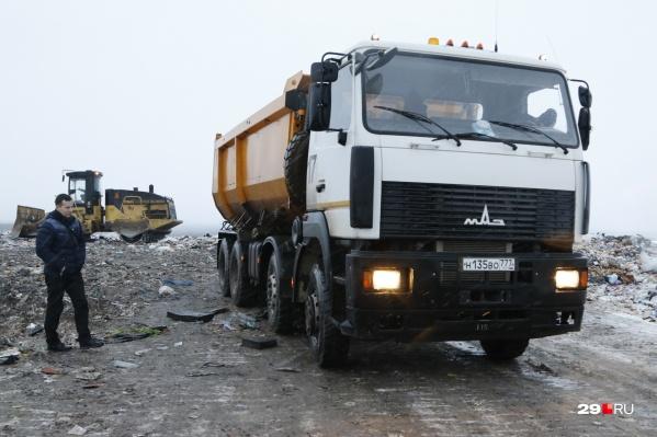 Из 62 перевозчиков ТКО сейчас в регионе осталось 30