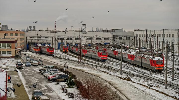 В канаву по графику: смотрим как работает станция Екатеринбург-Сортировочный