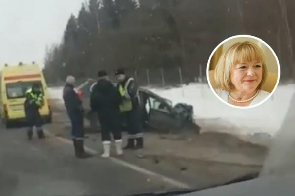 Погиб водитель«Фольксвагена» и пассажирка