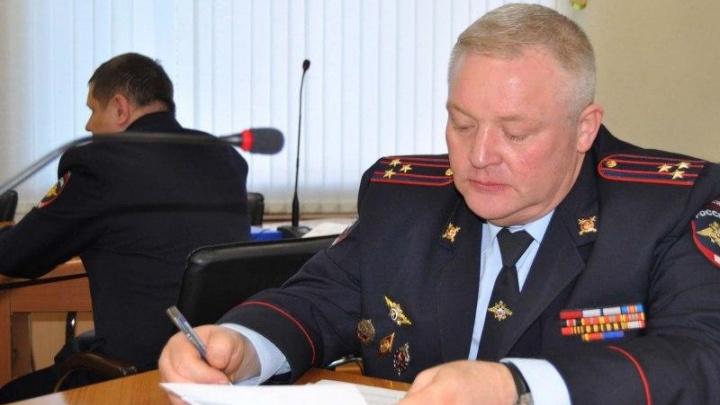 Начальнику областной ГИБДД подбили Land Cruiser на трассе под Челябинском