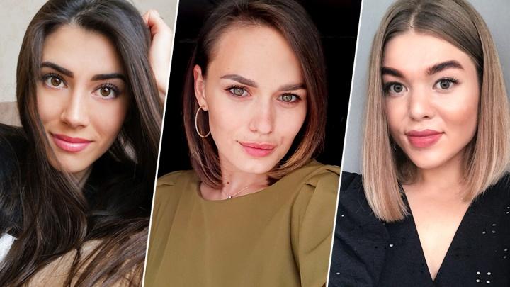 Три ростовчанки прошли в полуфинал международного конкурса красоты «Мисс Офис»