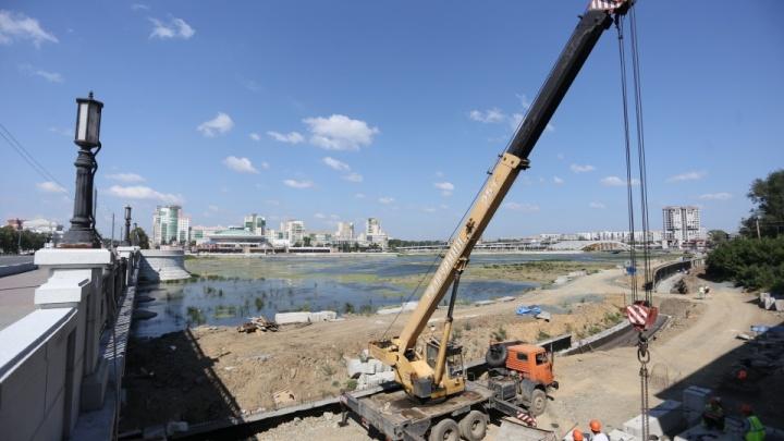 Алексей Текслер поручил благоустроить парки Челябинска до выборов в сентябре
