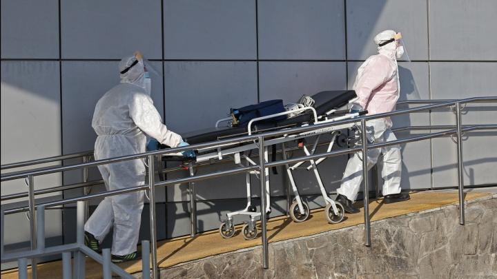 В ковидную статистику челябинского Минздрава попали еще 8 умерших пациентов