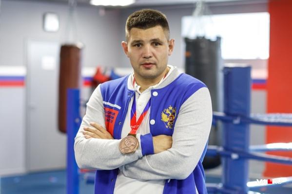 Максим Бабанин надеется привлечь в бокс новых спортсменов