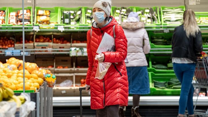 Какой запас продуктов на складах Челябинской области и что происходит с ценами во время пандемии
