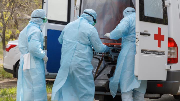 Темпы не снижаются: в Свердловской области от коронавируса скончались еще 12 человек