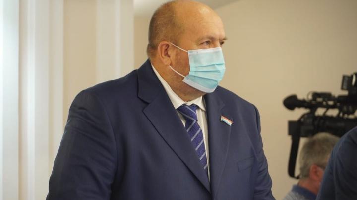 Новым председателем гордумы Самары стал Алексей Дегтев