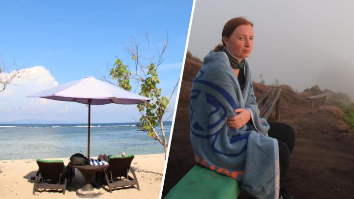 Самоизоляция среди пальм: как архангелогородка убегала по миру от коронавируса и застряла на Бали