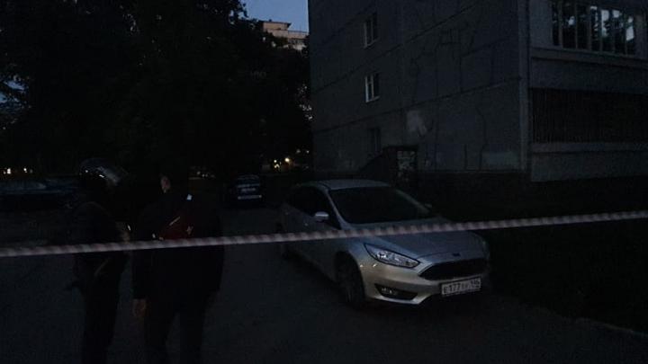 В полиции рассказали, какое оружие было у парней, устроивших стрельбу на Онуфриева