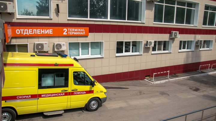 В Самаре главный корпус больницы Середавина переоборудовали для пациентов с COVID-19
