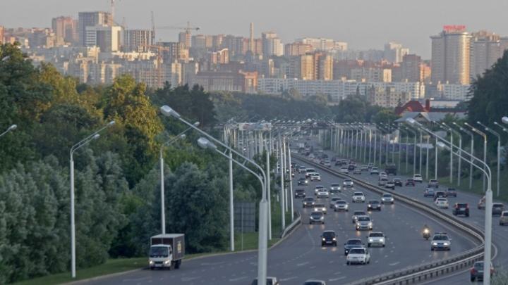 В Уфе забраковали конкурс на реконструкцию развязки за 900 млн рублей