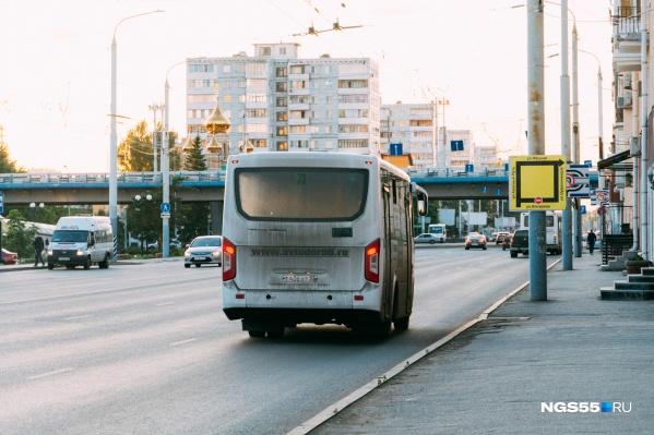 Об изменениях пассажирам будут сообщать и водители автобусов