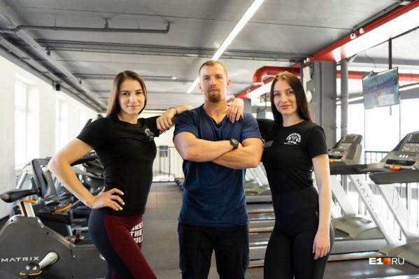 Сергей, Ирина и Аня научат вас правильно заниматься дома