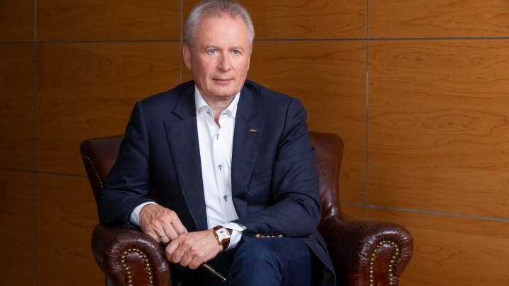 Сергей Цикалюк удостоен звания «Бизнесмен года»