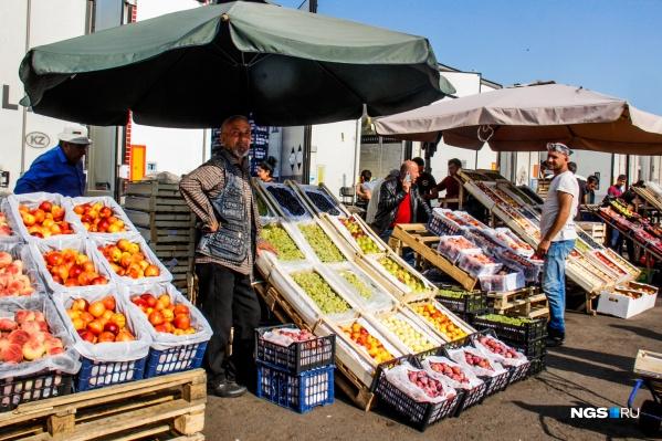 Хилокский рынок регулярно попадает в криминальные сводки