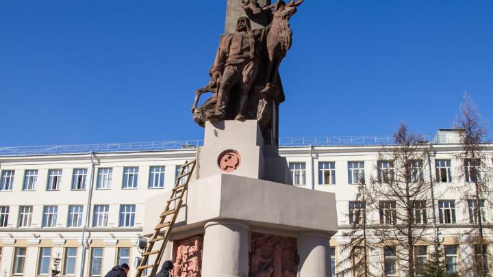 Архангельский «Обелиск Севера» примут в областную собственность для реставрации