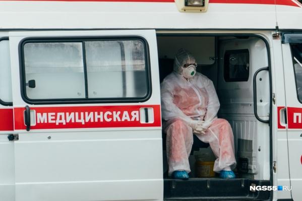 Омич пожаловался на работу терапевтов, скорых и стационаров