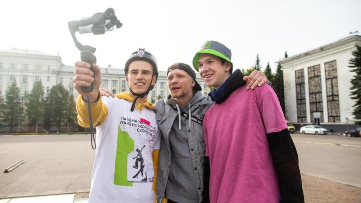 Поддержать своих: северян попросили проголосовать за молодых спортсменов Поморья