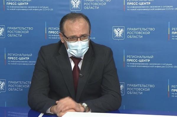 Ковалев считает, что люди приспособились к пандемии