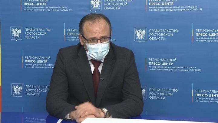 Главный санврач заявил, что ситуация с коронавирусом в Ростовской области ухудшается