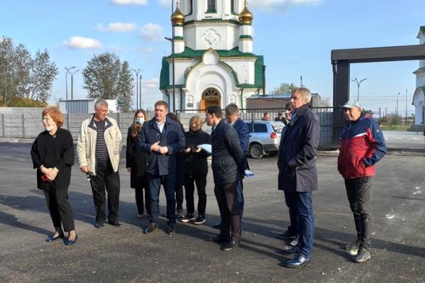 Генеральной уборкой городских кладбищ Красноярск занялся в прошлом году